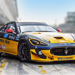 Maserati GT4 2016 Monza