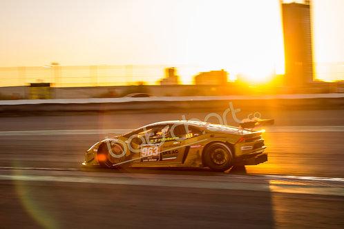 Lamborghini Huracan GT3 Dubai 2018 #2