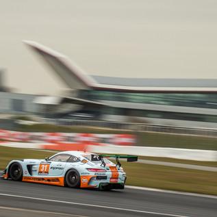 Mercedes AMG GT3 @Silverstone