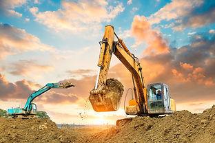 Excavator Equipment Financing