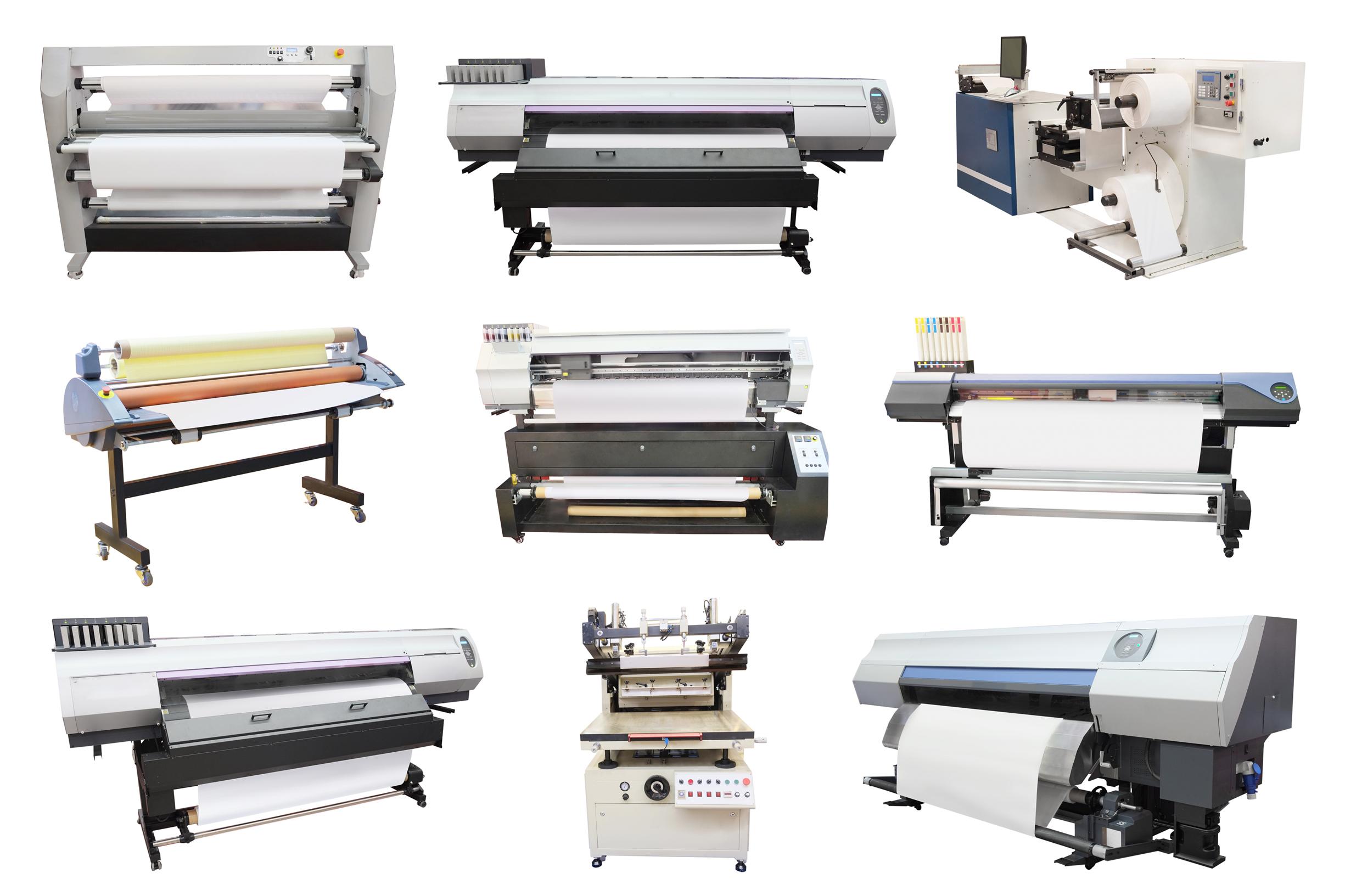 Printing Equipment Financing
