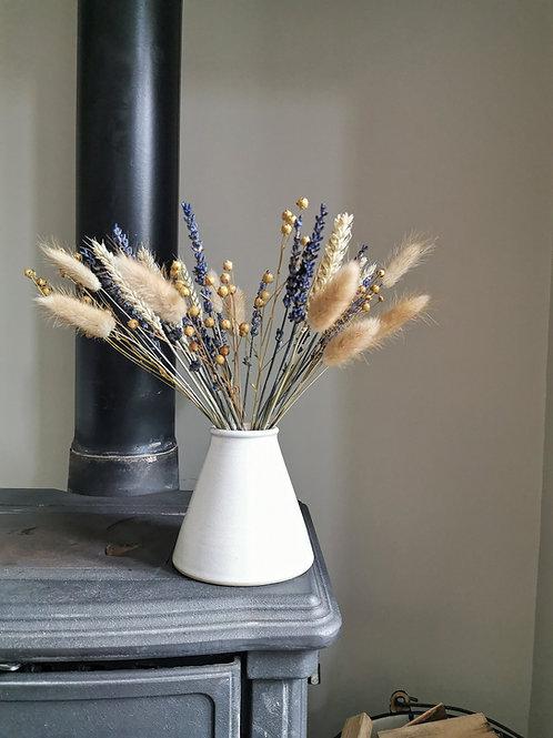 Letterbox Dried Flower Bouquet