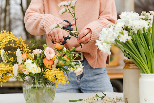 Introduction To Floristry Course - May