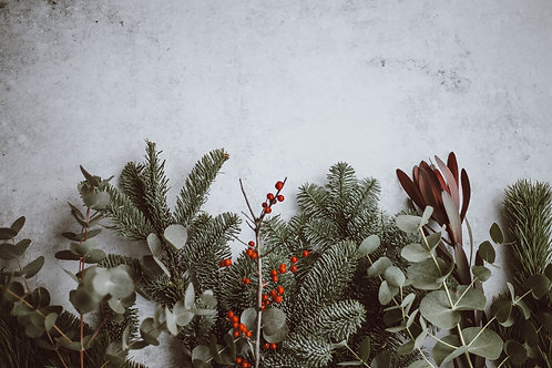 Wreath Workshop at Sift Cafe - Thurs 17th Dec