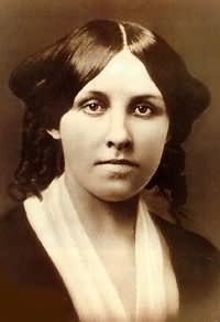 Meet Louisa May Alcott