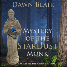 Mystery of the Stardust Monk audiobook c
