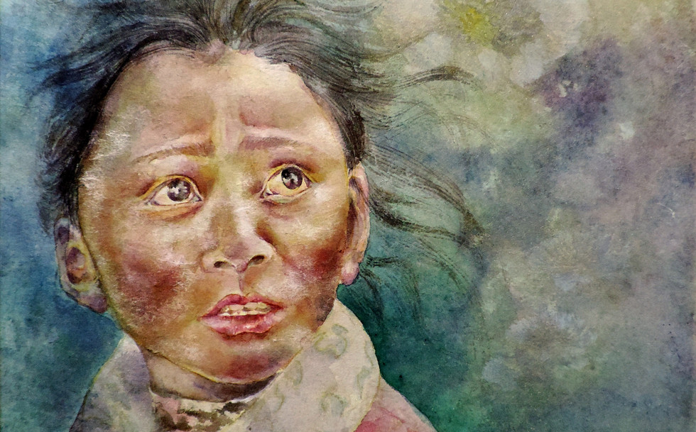 西藏有感.內在小孩之二