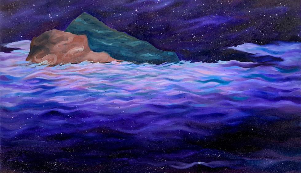 夢見在星海下高歌