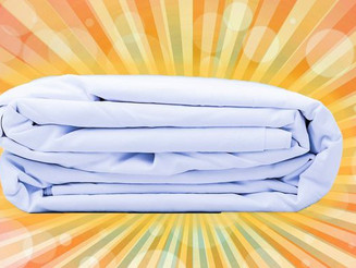 Fun Facts Friday: How to Fold a Fitted Sheet