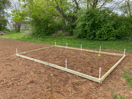 It's Official...High Tunnels are HERE!