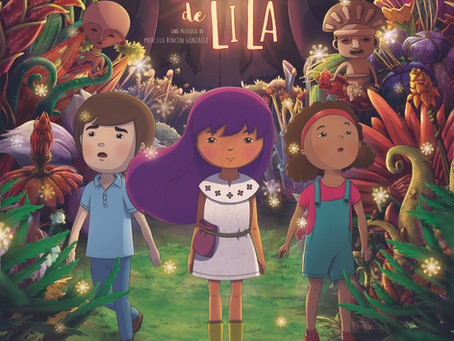 El libro de Lila / Lila's Book