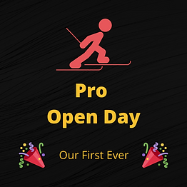 Pro Open Day Image