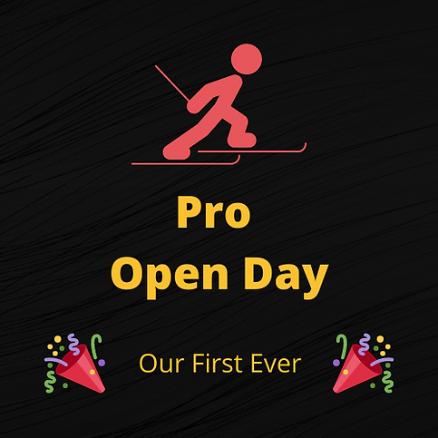 Pro Open Day