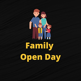 Family Open Day Image