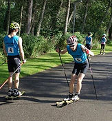 Roller Ski Races UK