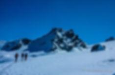 Nikos Hadjis - Mountain Guide - Ski Touring Haute Route Chamonix Zermatt