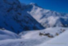 Nikos Hadjis - Mountain Guide - Ski Touring Switzerland Davos