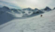 Nikos Hadjis - Mountain Guide - Freeriding - Skiing - Tirol