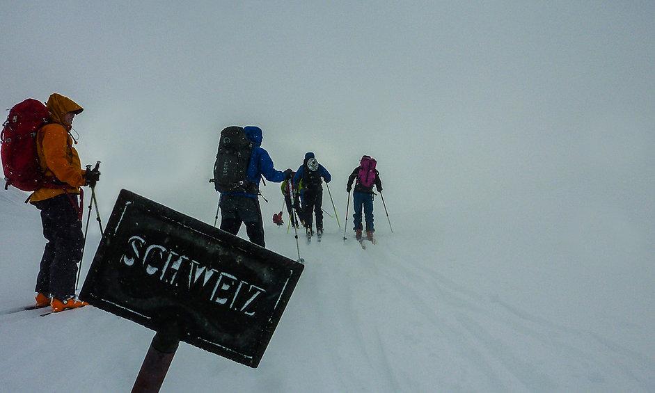 Nikos Hadjis - Mountain Guide - Ski Touring Switzerland Austria - Silvretta