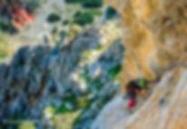 Nikos Hadjis - Mountain Guide - Rock Climbing - Greece Crete