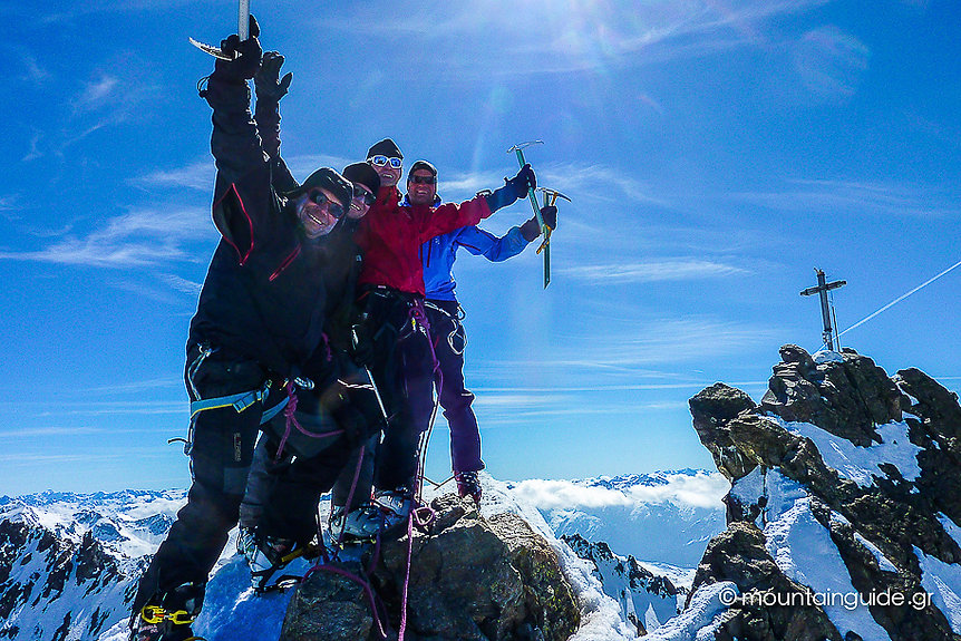 Nikos Hadjis - Mountain Guide - Bergführer - Mountain Gift Guide