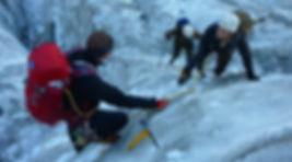 Nikos Hadjis - Mountain Guide - Bergführer - Private Guiding