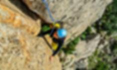 Nikos Hadjis - Mountain Guide - Rock Climbing - Greece Zompolo