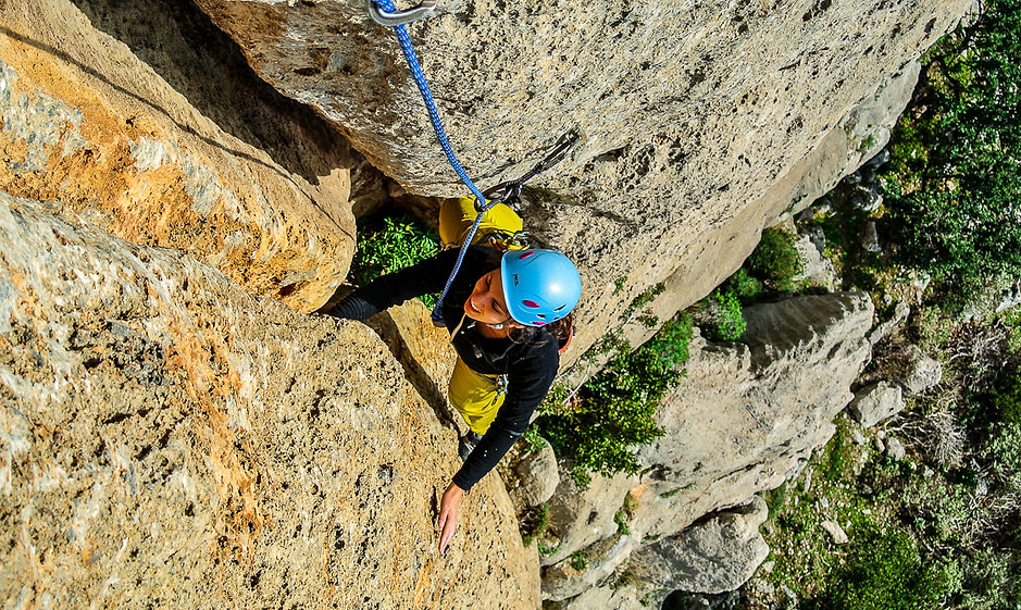 Nikos Hadjis - Mountain Guide - Rock Climbing - Greece Zompolo