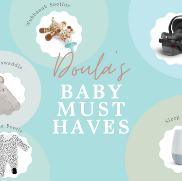 Doula Recommended Registry Picks