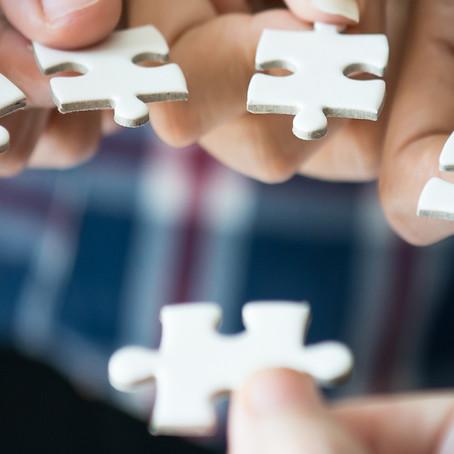 """Building a """"Jigsaw"""" Team!"""
