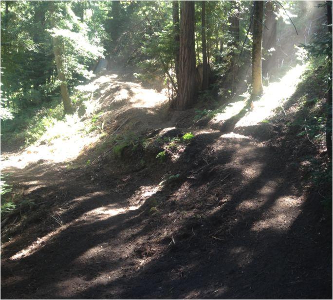 Santa Cruz Trail
