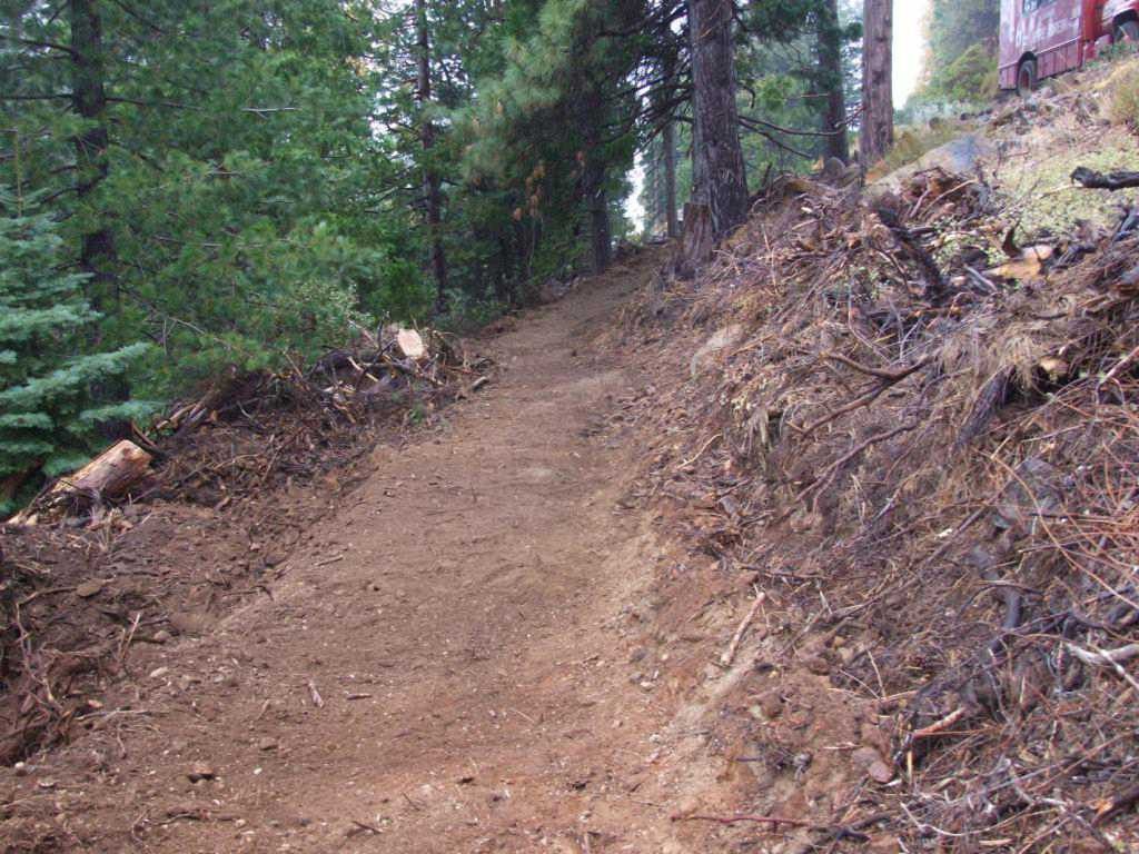 Mount Shasta Gateway Trail
