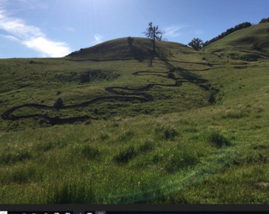 Santa Rosa Bike Trail