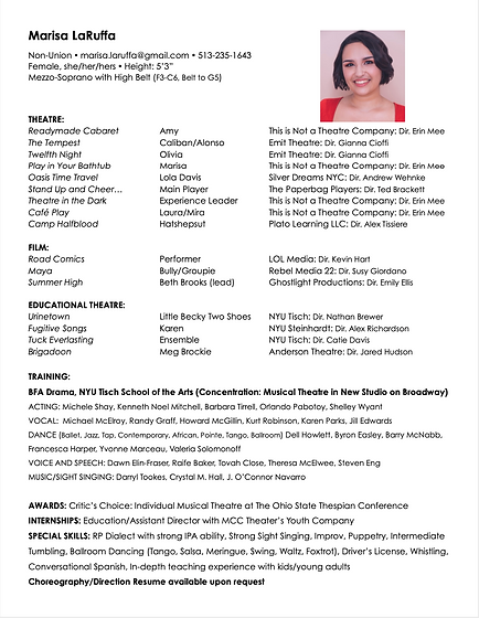 Marisa LaRuffa Resume.png