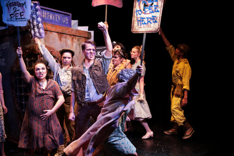 Urinetown (2017), Little Becky Two Shoes