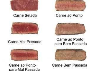 Conheça as diferenças entre os Pontos da Carne