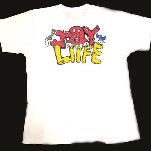 JOY-Tシャツ(white)