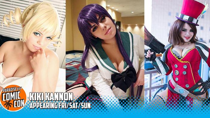 Convention Announcement : Paradise City Comic-con!