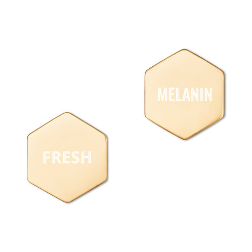 Fresh Melanin Earrings