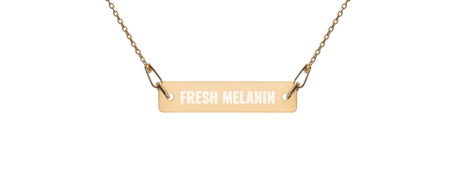 Fresh Melanin Necklace