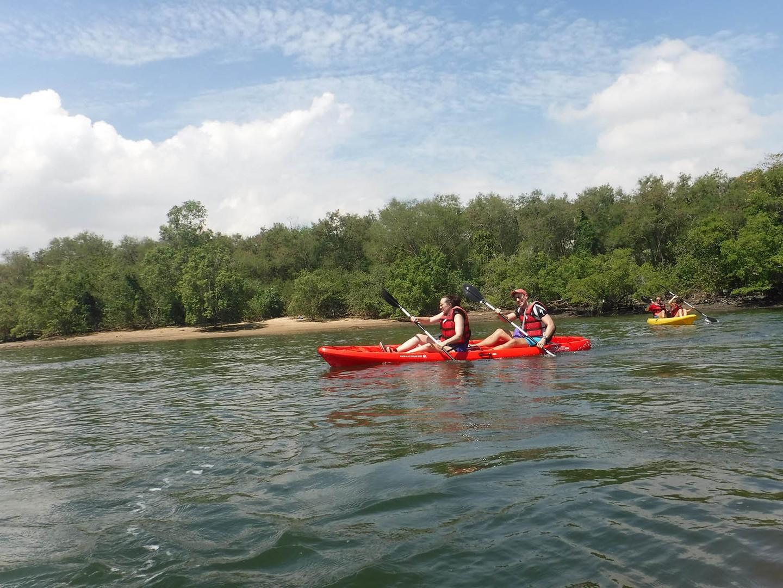 Pulau-Ubin-Adventure-Round-Ketam-Kayakin
