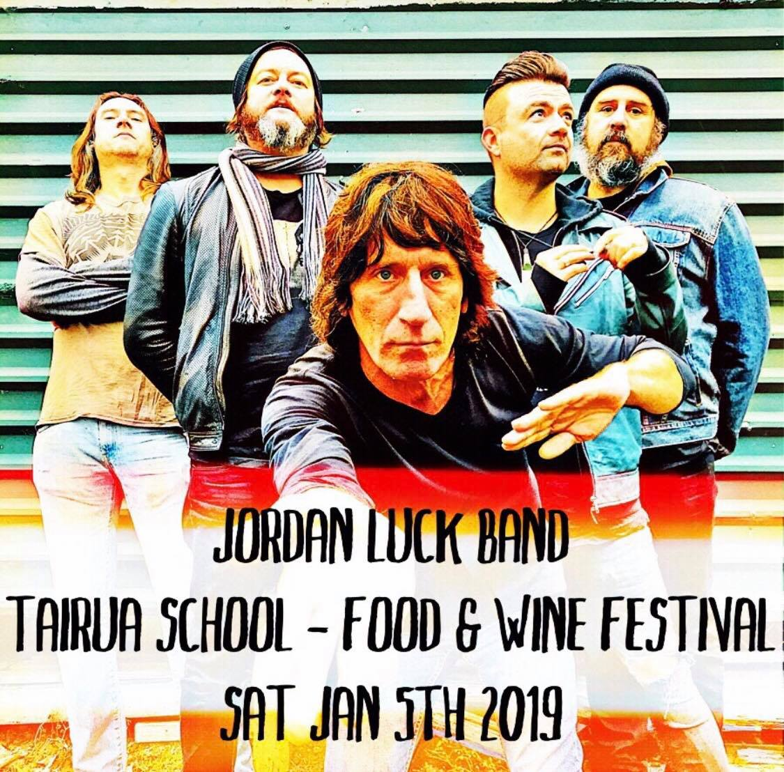 Jordan Luck Band Jan19