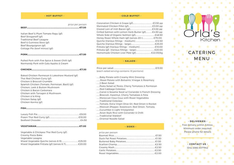 UPDATED PG 1 Orlas Kitchen Menu JUNE 202
