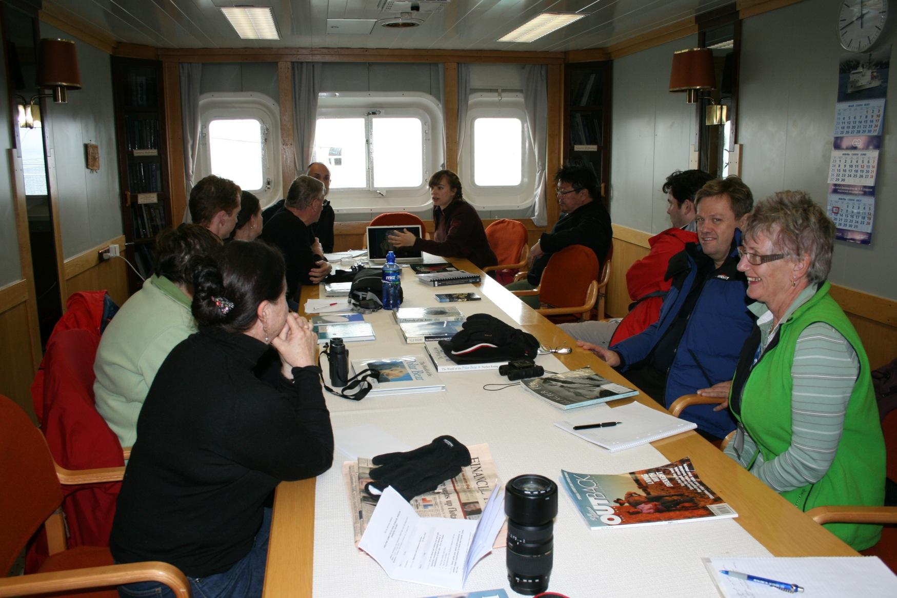 Arctic seminar session.JPG