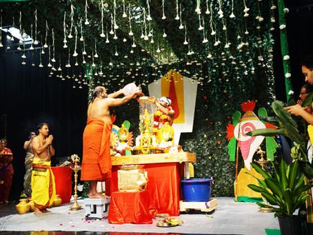 Sri Venkateswara Kalasabhisekham & Kalyanam
