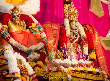 Sri Srinivasa Pushpa Kainkaryam