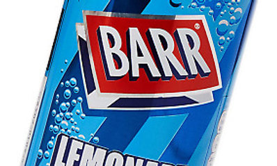 Barr Lemonade Can 330ml