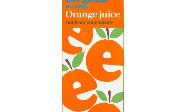 Eager Orange Juice, 1L