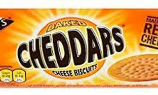 Jacobs Cheddar Cheese Biscuit 150g