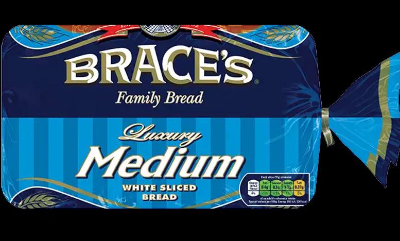 Bread Sliced White Loaf